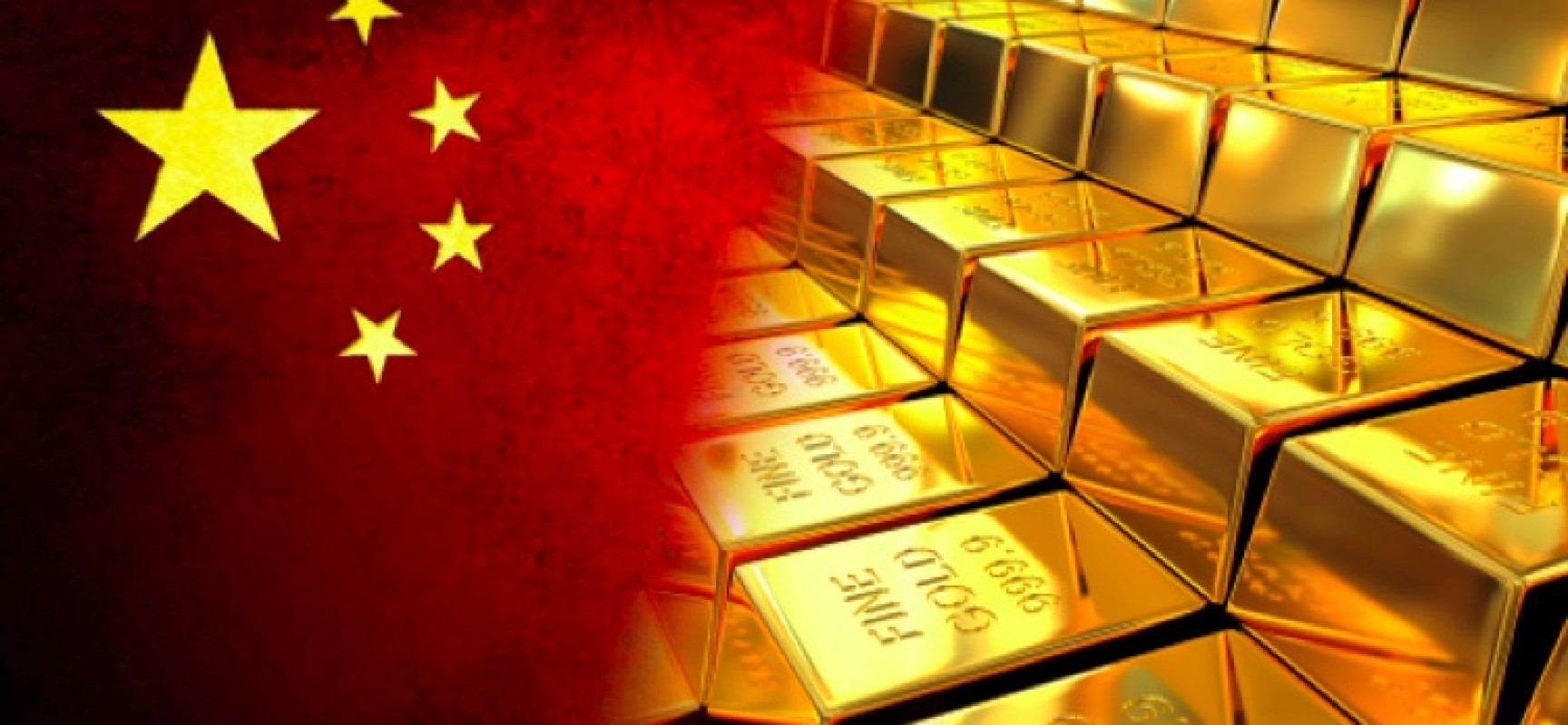 China's Monetary Ascension Is Paved with Gold