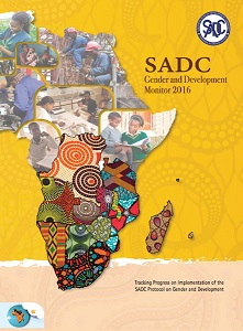 SADC Gender and Development Monitor 2016