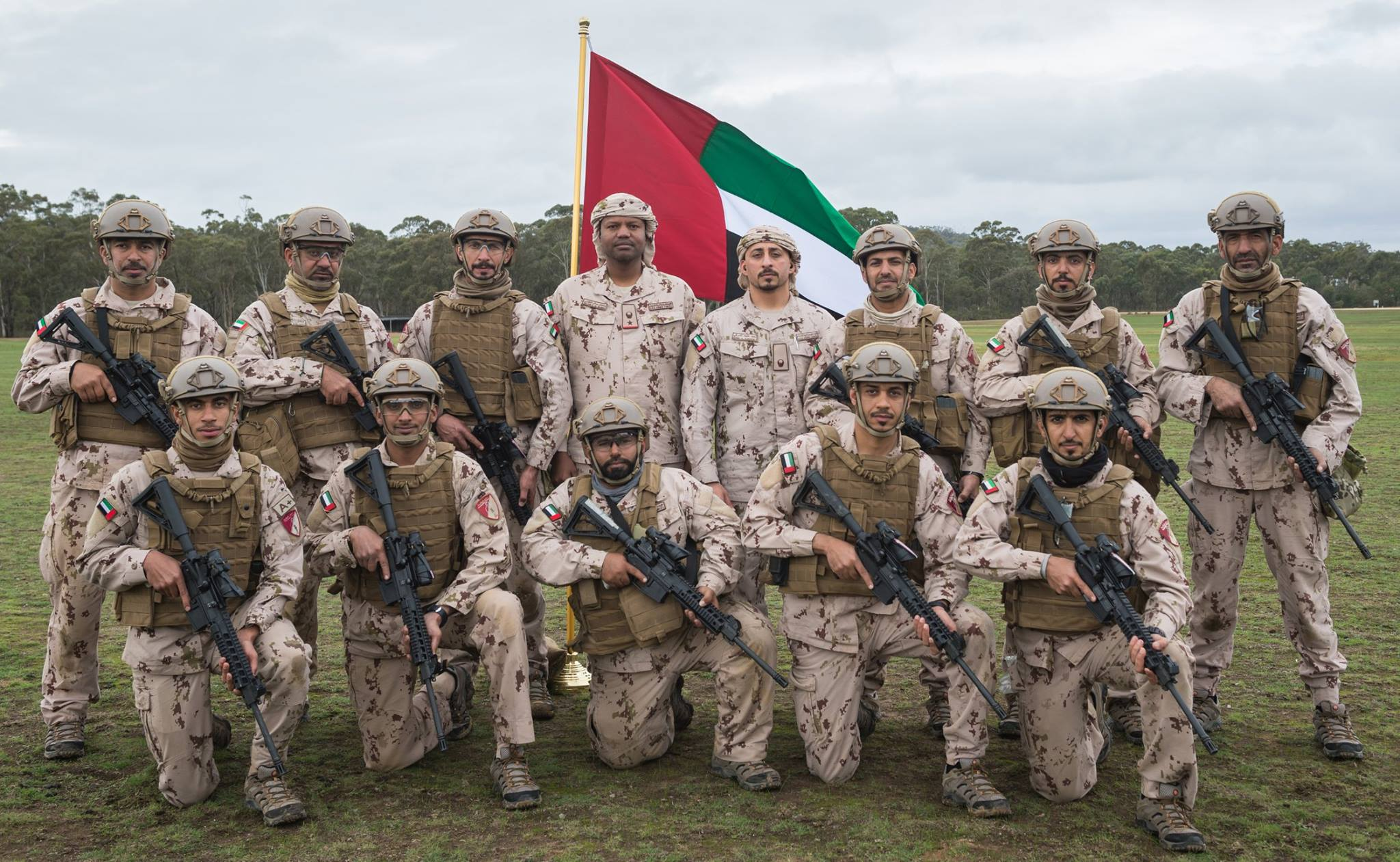 The United Arab Emirates is engaged in deliberate efforts to expand its military tentacles across the Horn of Africa.