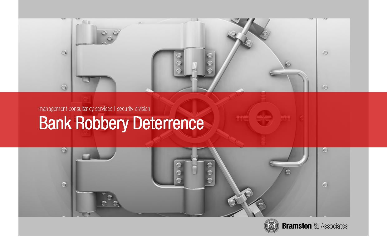 Bank Robbery Deterrence