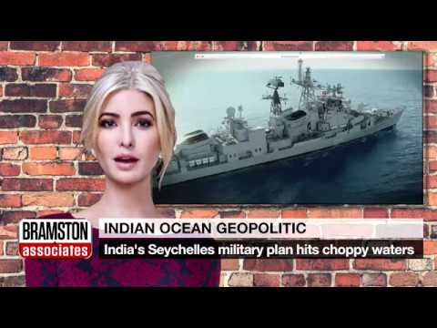 India's Seychelles 2018 military base plan hits choppy waters