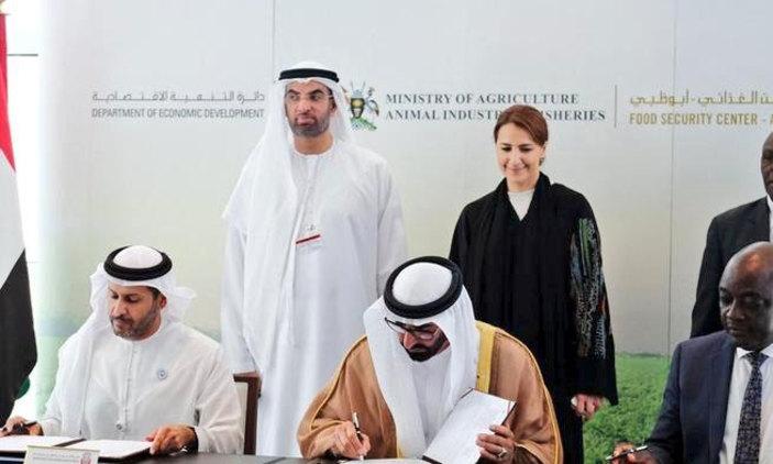 Uganda, UAE sign deal to boost food, beef export