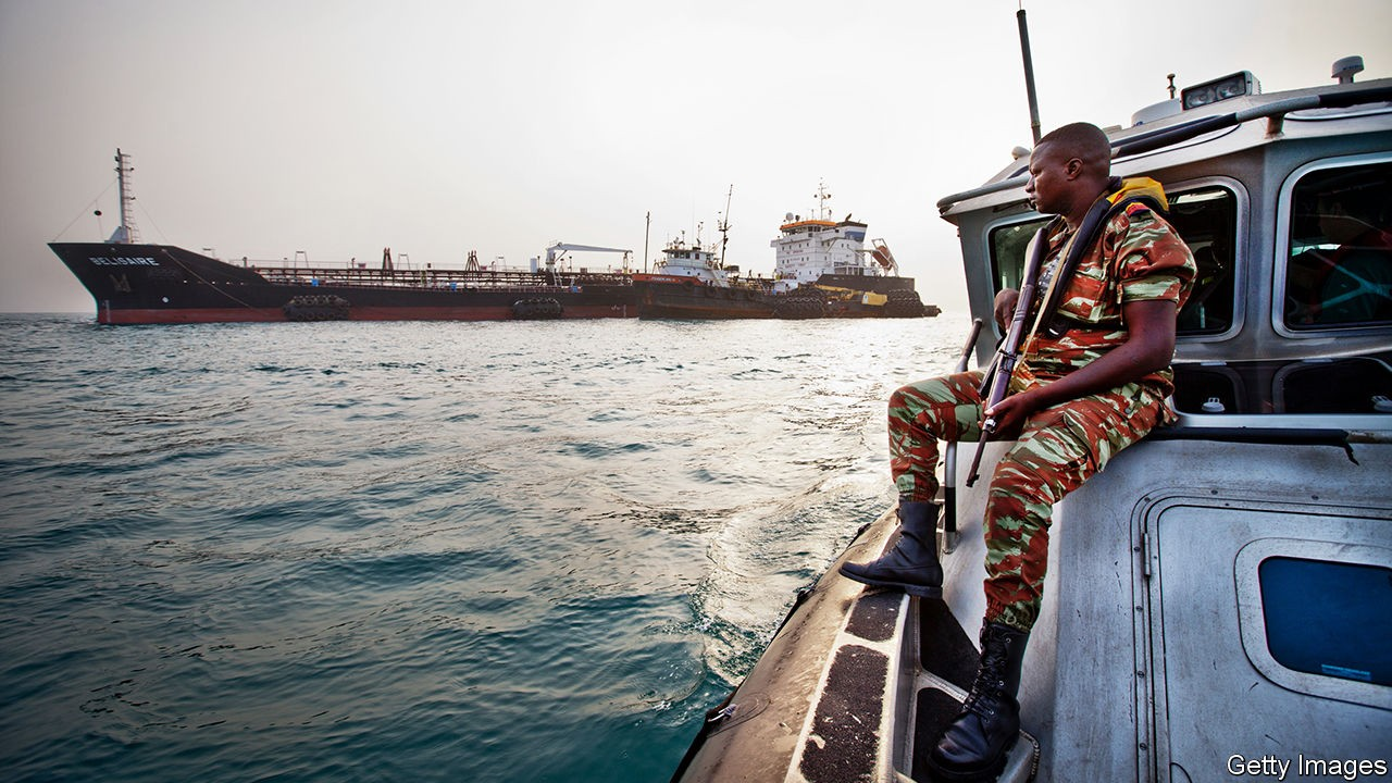 '40% increase in kidnappings in Gulf of Guinea'
